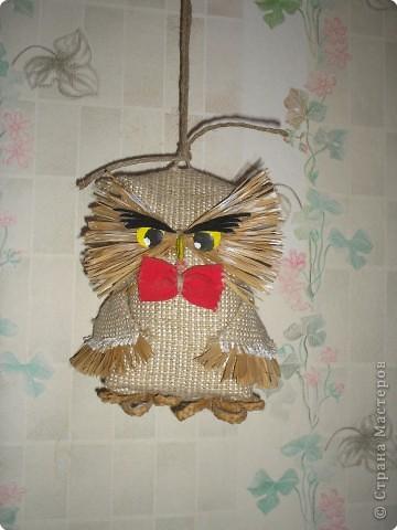 Шитьё: Мудрая сова. фото 2
