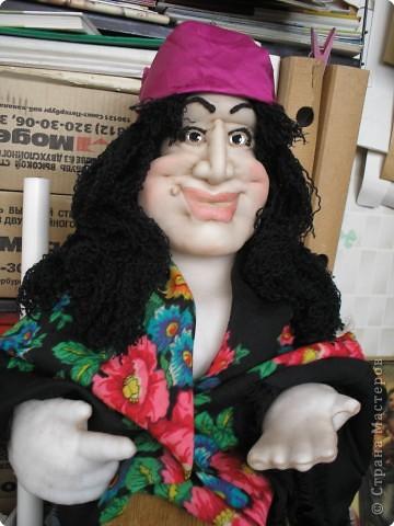 Куклы Шитьё Подсказка из чего можно сделать волосы кукле  фото 1