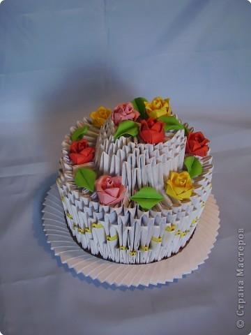 Отведайте наш тортик фото 1