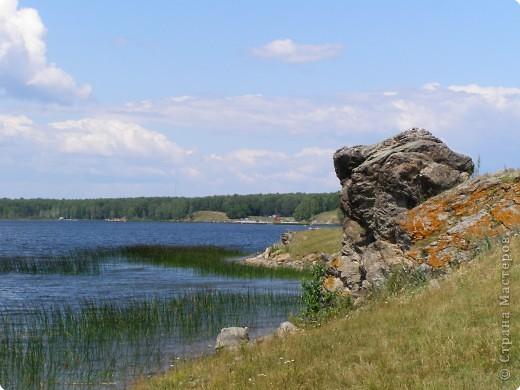 Озеро Сунукуль.