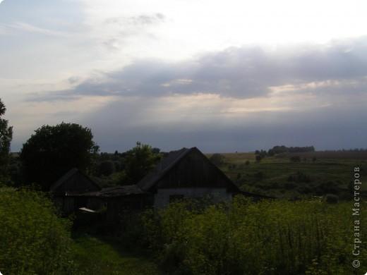 Деревня в кадре только одна. Ельково. Место замечательное. Находится на пике Среднерусской возвышенности. фото 22