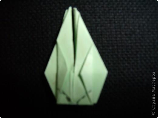 Чашелистки для розы Кавасаки, МК фото 20