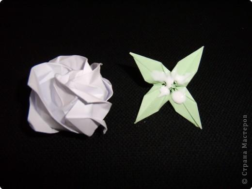 Чашелистки для розы Кавасаки, МК фото 28