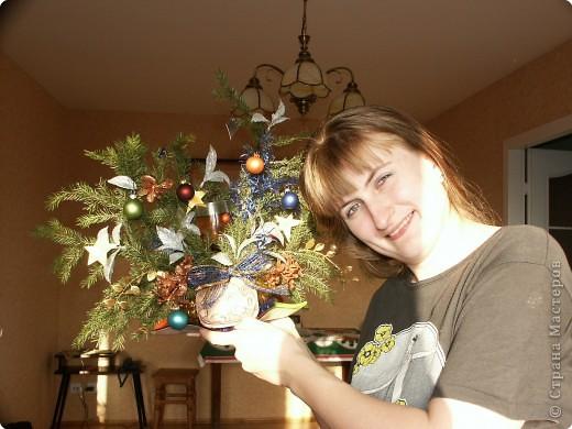 Це ікебана, яку я зробила декілька років тому   фото 2
