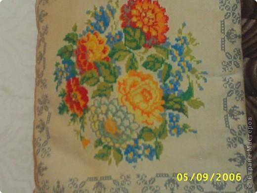 Вышивка крестом: Вышивка крестом фото 4