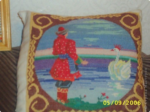Вышивка крестом: Вышивка крестом фото 3