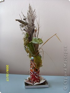 Лампа из тыквы  автор Ситкевич Дарья 2 класс фото 6