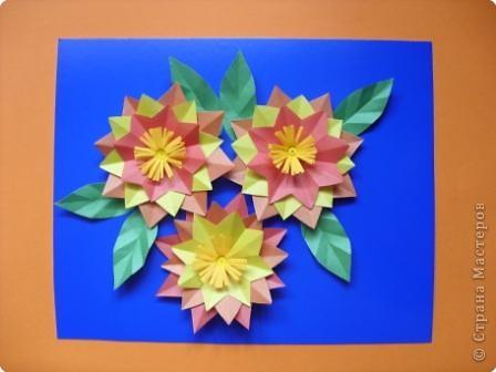 Оригами: Ноготки по МК фото 1
