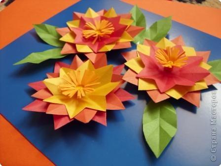 Оригами: Ноготки по МК фото 2