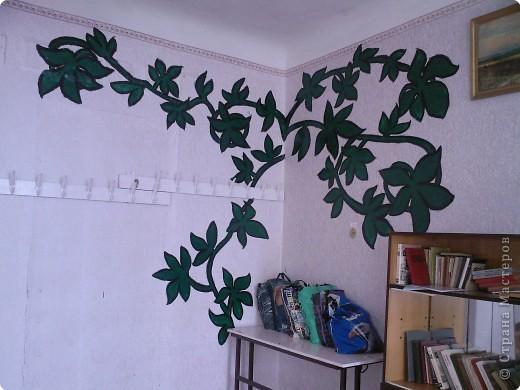Роспись: Вот так мы класс украшали =) фото 1