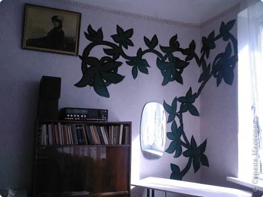 Роспись: Вот так мы класс украшали =) фото 3