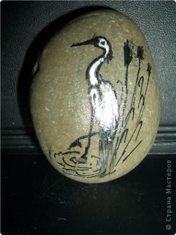 Роспись: Роспись на камнях фото 8