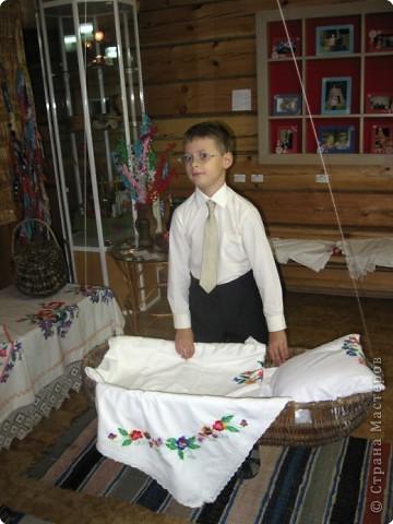 Фото с выставки, посвященной быту народов Иркутской области. фото 18