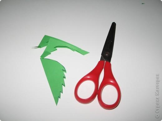 Оригами: И снова РОЗА. МК. фото 15
