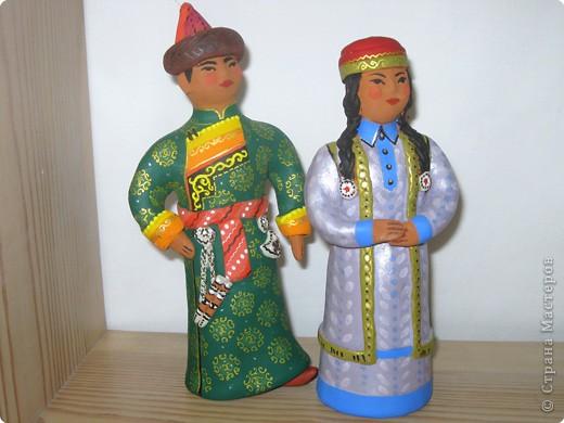 Фото с выставки, посвященной быту народов Иркутской области. фото 11