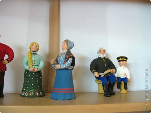 Фото с выставки, посвященной быту народов Иркутской области. фото 5