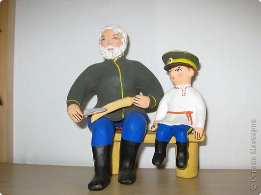 Фото с выставки, посвященной быту народов Иркутской области. фото 6