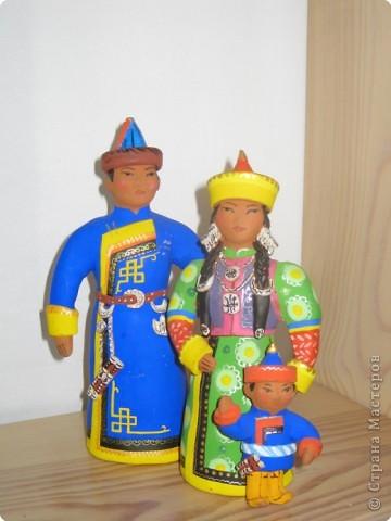 Фото с выставки, посвященной быту народов Иркутской области. фото 9