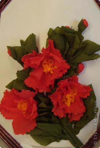 Торцевание: вот такие цветочки получились