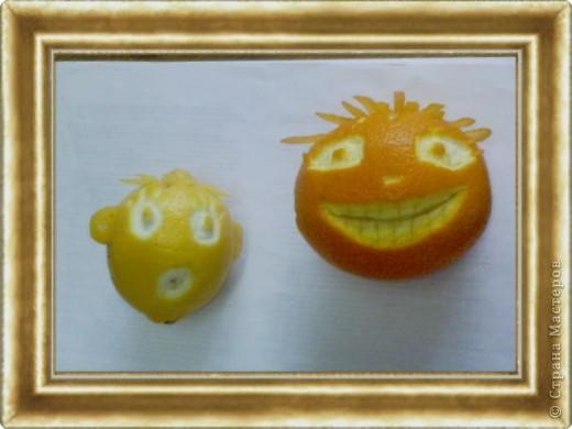вот такие веселые фрукты у меня получились  фото 1