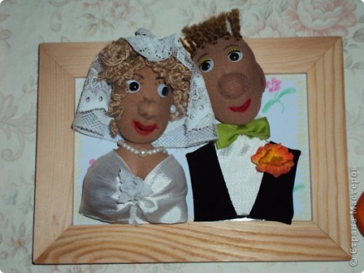 Шитьё: Тили-тили-тесто, жених и невеста