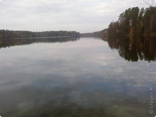 Каждый год осенью и весной я с моим классом (с детьми и их родителями) выезжаем на природу. Бываем в разных местах Татарстана. В этом году побывали в Марийской республике на озере Кичиер. фото 1