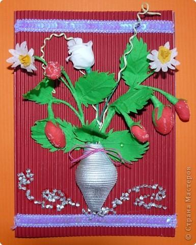 Бумагопластика: Открытки своими руками 1 фото 1