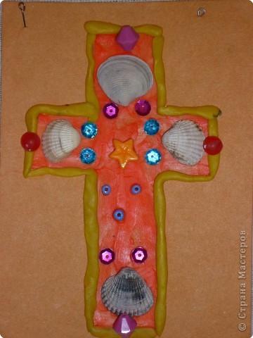 Плоскостная лепка, декор из разных материалов; бусинки, бисер, блёстки, ракушки и др. фото 4