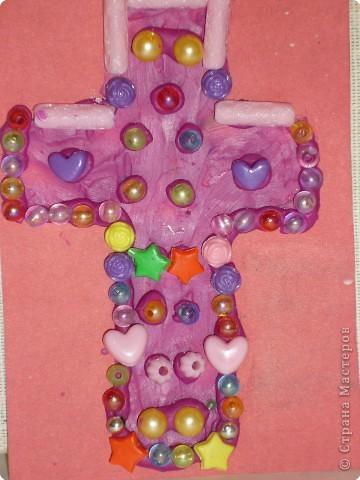 Плоскостная лепка, декор из разных материалов; бусинки, бисер, блёстки, ракушки и др. фото 3