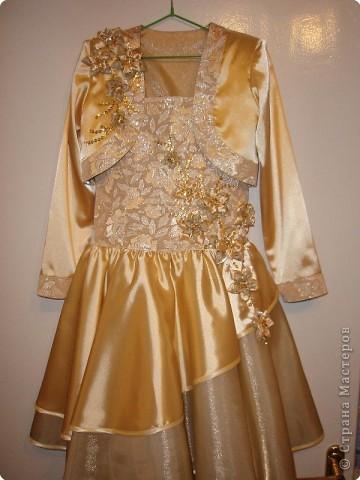 Шитьё: Платье фото 1