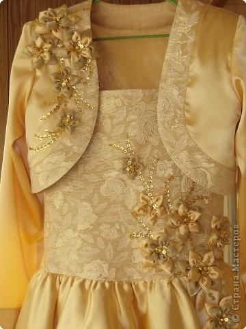 Шитьё: Платье фото 3