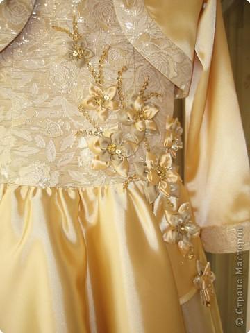 Шитьё: Платье фото 4