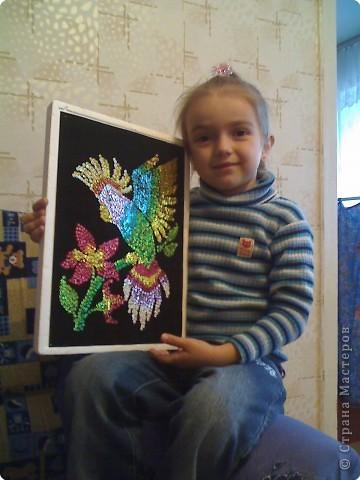 Работу выполнила Мастепан Оля, 6 лет. фото 1