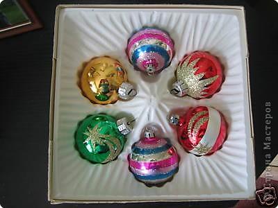 Заграничные Новогодние игрушки фото 6