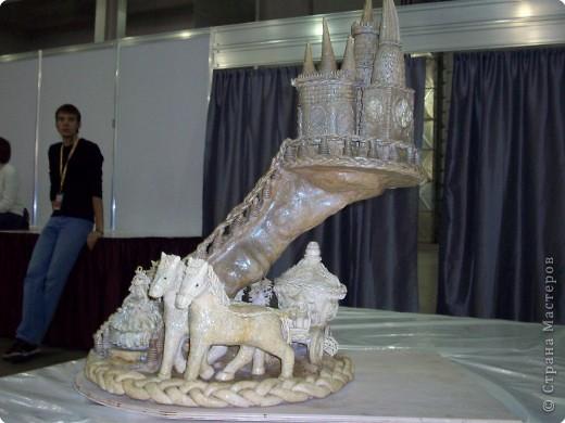 Шоколадно-карамельная выставка ПИР 2009. фото 8