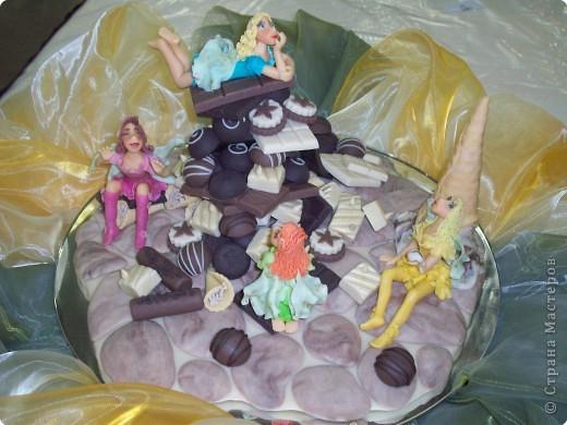 Шоколадно-карамельная выставка ПИР 2009. фото 12