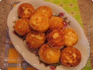 Нагнала мне Лена Витальевна   аппетит, и я побежала сырники делать фото 3
