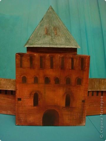 Макет: Нижегородский кремль (макет) фото 2