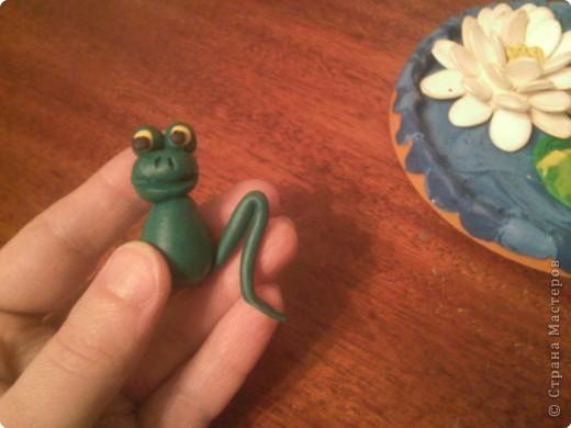 Лепка: Царевна-Лягушка.  Мастер-класс. Часть вторая. фото 15