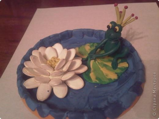 Лепка: Царевна-Лягушка.  Мастер-класс. Часть вторая. фото 1