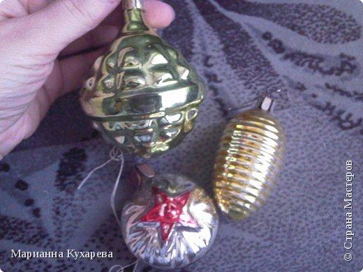 Новогодние игрушки из детства. фото 13