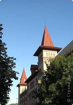 Саратовская консерватория, архитектор Калистратов 1912 г