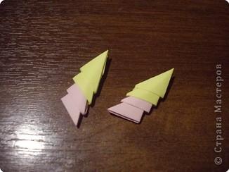 Берем 293 розовых,196 желтых и 168 светло-розовых модуля фото 7