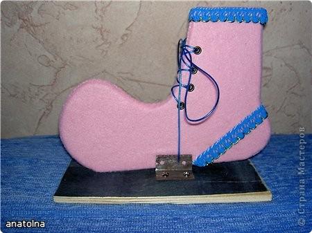 Ботинок-шнуровка фото 1