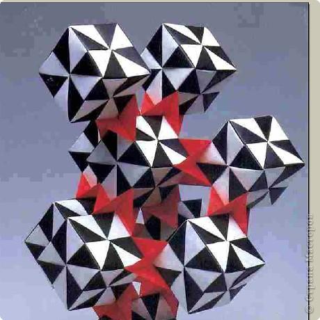 Кусудама: кубики фото 1
