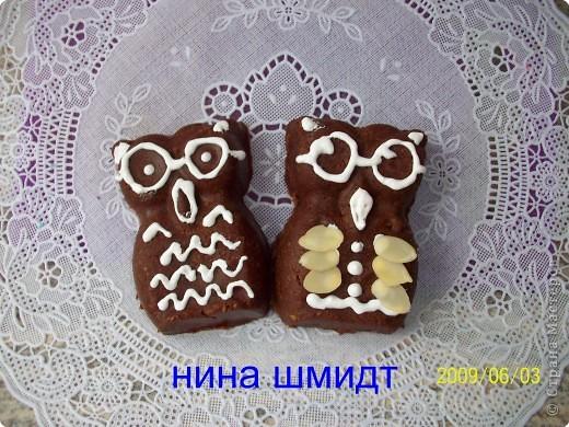 """Торт-пирожное """"Гусеница"""" фото 2"""