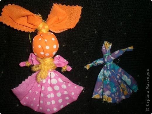 Шитьё: Кукла-оберег