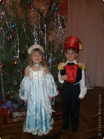 """Шитьё: Новогодний костюм """"Метелица"""""""