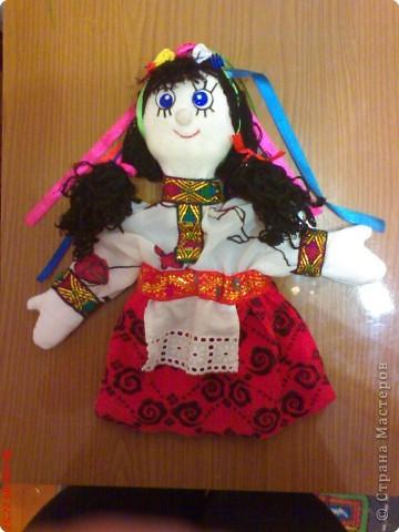 Шитьё: Кукляша-Маняша фото 1