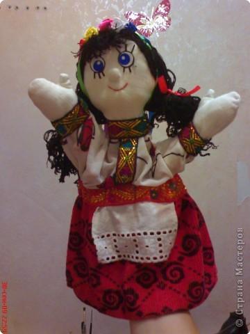 Шитьё: Кукляша-Маняша фото 2